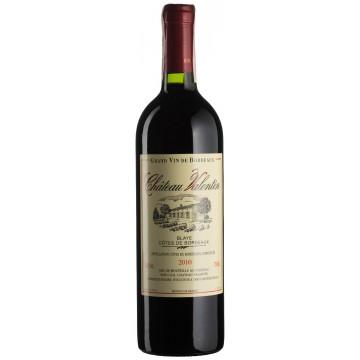 Вино Chateau Valentin, 2014 (0,75 л)