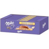 Шоколад Milka Schoko & Keks (300 г)