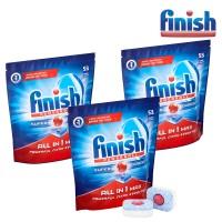 Таблетки для посудомоечных машин Finish Powerball All in 1 (50 шт)