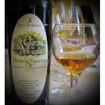 Вино Marco De Bartoli Vigna La Miccia (0,5 л)