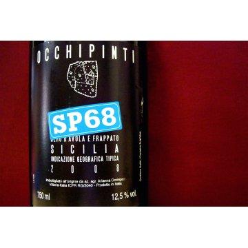 Вино Occhipinti Nero d'Avola E Frappato (0,75 л)