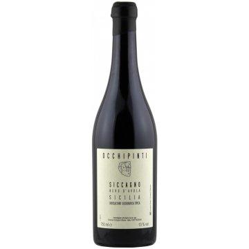 Вино Occhipinti Siccagno Nero d'Avola (0,75 л)