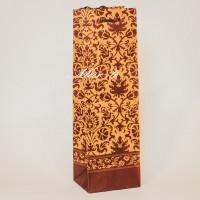Подарочный пакет 36х11х10 см.- 9290 (Узор, в ассортименте)