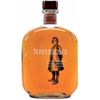 Виски Jefferson's Kentucky Straight Bourbon Whisky (0,7 л)