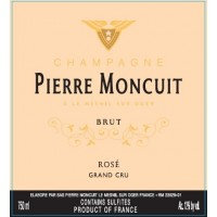 Шампанское Pierre Moncuit Brut Grand Cru Rose (0,75 л)