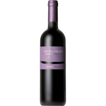 Вино Cantele Negroamaro (0,75 л)