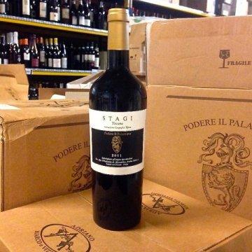 Вино Il Palazzino Stagi (0,75 л)