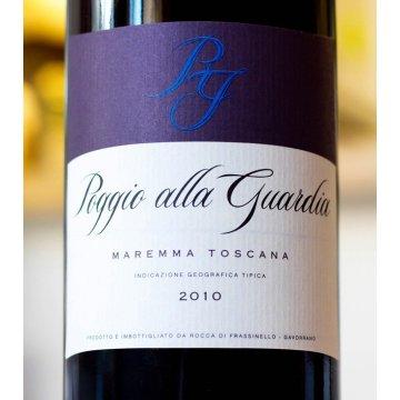Вино Rocca di Frassinello Poggio alla Guardia (0,75 л)
