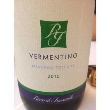 Вино Rocca di Frassinello Vermentino di Frassinello (0,75 л)