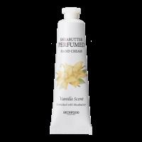 Парфюмированый крем для рук Skinfood Shea butter perfumed hand cream Vanilla Scent (30 мл)