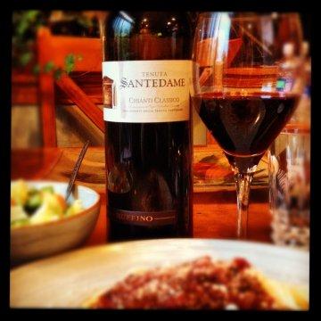 Вино Ruffino Santedame Chianti Classico (0,75 л)