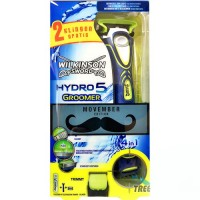 Станок для бритья Wilkinson Sword Hydro 5 Groomer + 2 картриджа
