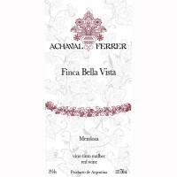Вино Achaval Ferrer Finca Bella Vista, 2013 (0,75 л)