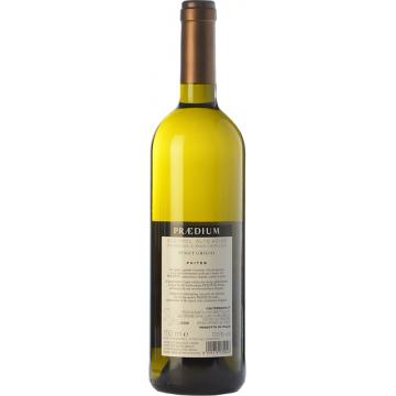 Вино Colterenzio Puiten Pinot Grigio Praedium, 2015 (0,75 л)