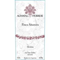 Вино Achaval Ferrer Finca Altamira, 2014 (0,75 л)