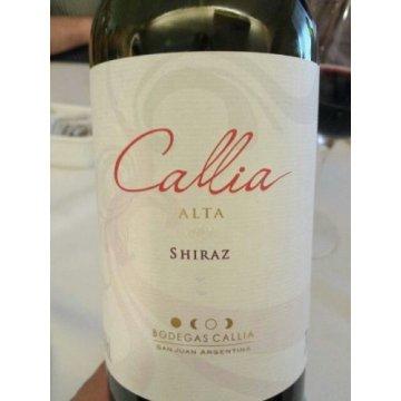 Вино Callia Shiraz Callia Alta (0,75 л)