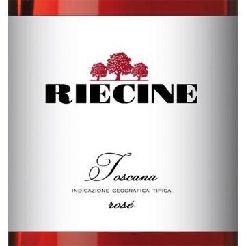 Вино Riecine Rosato (0,75 л)