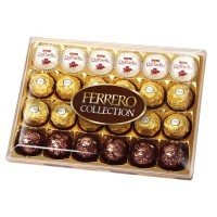 Конфеты Ferrero Rocher Collection, 269 г