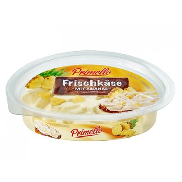 Сыр Primello Cream Cheese Pineapple (125 г)
