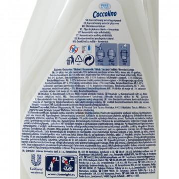 Кондиционер для белья Coccolino Sensitive, 1.8 л