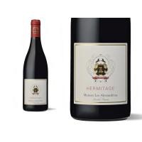 Вино Maison Les Alexandrins Hermitage, 2015 (0,75 л)