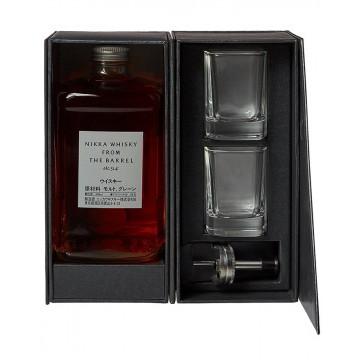 Виски Nikka From The Barrel (0,5 л) + 2 glasses GB