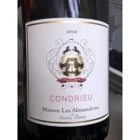 Вино Maison Les Alexandrins Condrieu, 2016 (0,75 л)