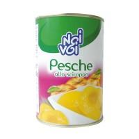 Персик в сиропе NOI&VOI (400 г)