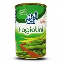 Фасоль зеленая NOI&VOI, 400 г