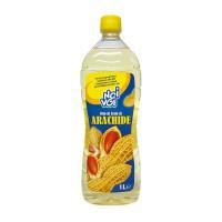 Масло арахисовое NOI&VOI, 1 л