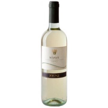 Вино Zeni Soave Classico (0,75 л)