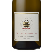 Вино Maison Les Alexandrins Crozes-Hermitage Blanc, 2016 (0,75 л)