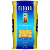 Макароны De Cecco № 49 Pipe Rigate (500 г)