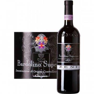 Вино Zeni Bardolino Superiore Classico Zeni (0,75 л)