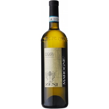 Вино Zeni Lugana Marogne (0,75 л)