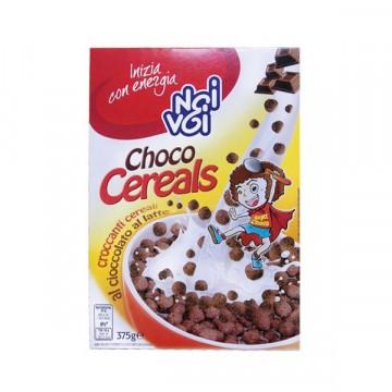Хлопья шоколадные Choco Cereals NOI&VOI, 375 г
