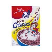 Хлопья рисовые с какао NOI&VOI, 375 г