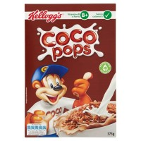 Шоколадные шарики Kellogg's Coco Pops Risociok, 375 г