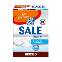 Соль йодованая Grosso NOI&VOI, 1 кг