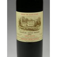 Вино Chateau Saint-Pierre, 1995 (0,75 л)