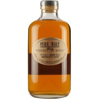 Виски Nikka Pure Malt Black, gift box (0,5 л)