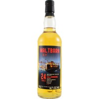 Виски Maltbarn Tullibardine 24 Years Old, 1993 (0,7 л)
