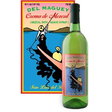 Мескаль Del Maguey Crema de Mezcal (0,7 л)