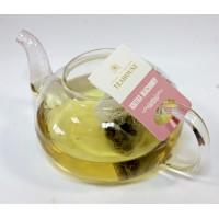 Чай Teahouse Цветок жасмина, пластиковая упаковка (25 шт по 2 г)