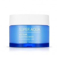 Ночная маска для лица MISSHA Super Aqua Ice Tear Sleeping Mask (100 мл)