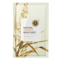 Тканевая маска The Saem Natural Oatmeal Mask Sheet