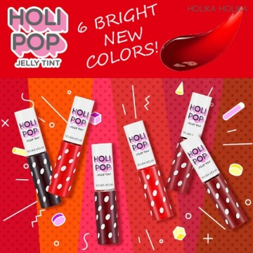 Тинт для губ Holika Holika Holi Pop Jelly Tint 01