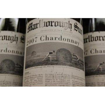Вино Saint Clair Chardonnay Marlborough Sun (0,75 л)