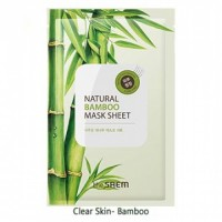 Тканевая маска The Saem Natural Rice Mask Sheet