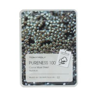 Тканевая маска Tony Moly Purenees 100 Caviar Mask Sheet